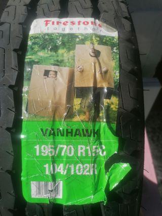 2 neumaticos bridgestone vanhawk. LEER DESCRIPCION