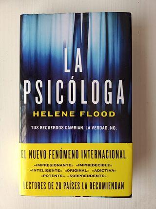 La psicóloga. Helene Flood.