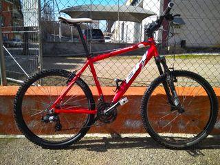 Bicicleta BTT BH Over X ultimate generation