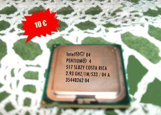 Procesador Intel Pentium 4 - 517