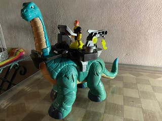Dinosaurio imaginext