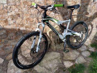 Bicicleta Cannondale Rush Carbono
