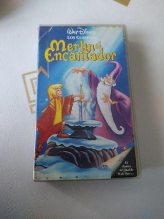 Clásicos Disney Merlín el Encantador