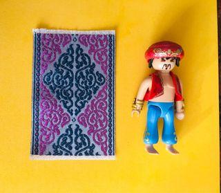 Playmobil alfombra (belén roma egipto árabe)