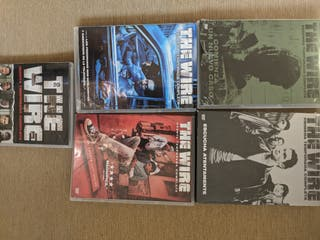 Serie The Wire dvds
