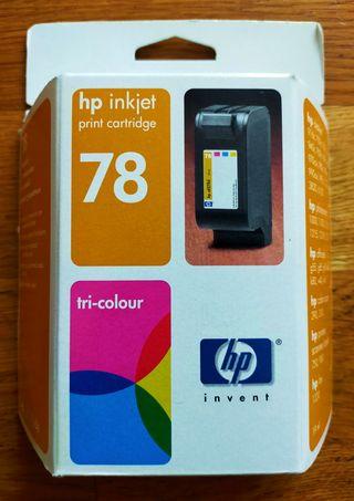 Cartuchos impresora HP 79 - CADUCADO 2003