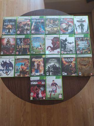 TOP 20 Juegos Xbox 360