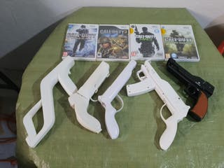 WII CALL OF DUTY