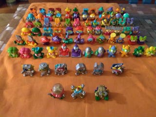 Colección Power Machines Superzings Serie 7