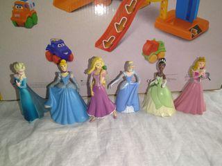 Figuras princesas Disney ©disney