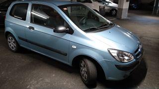 Hyundai Getz 2008 1.1 Gasolina