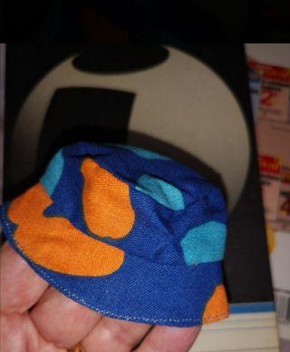 Gorra, gorro, sombrero de barriguitas original.