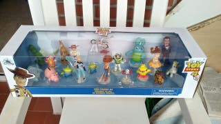 MEGA SET FIGURAS TOY STORY 4 DISNEY
