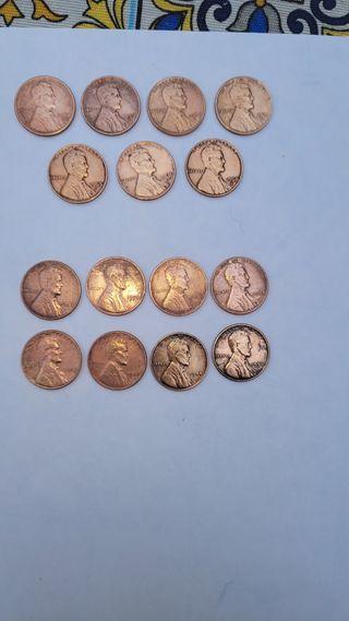 centavos americanos