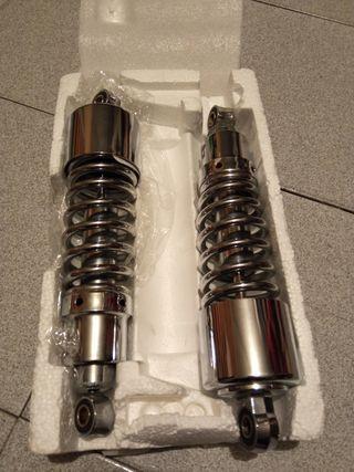 Amortiguadores Hyosung Aquila 650