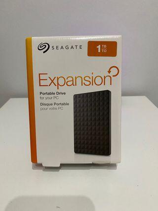 Disco duro Seagate 1T USB 3.0 Pc - Ps4 - Ps5