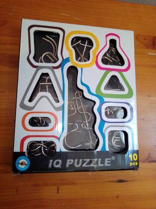 Puzzle 3D metal