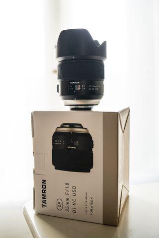 Tamron 35mm 1.8 Nikon