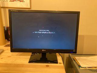 Monitor pantalla ordenador LG flatron E2441