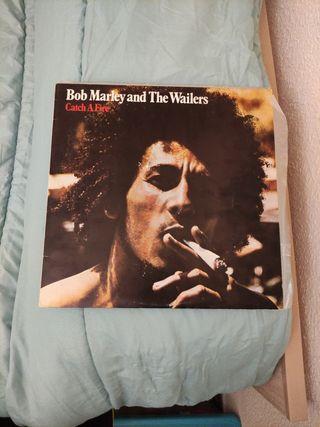 Vinilo Catch a fire Bob Marley