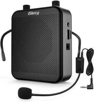 Altavoz Megáfono portátil +Bluetooth +Radio recarg