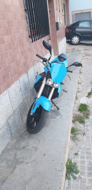 moto derbi gpr nude 125cc 2t