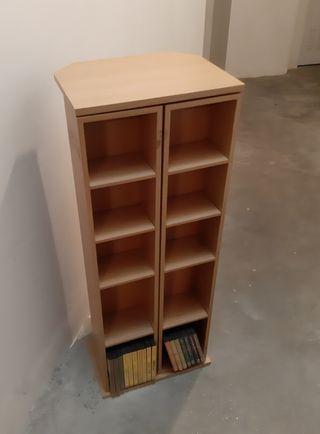 mueble porta CD/DVD