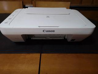 Impresora, escaner y fotocopiadora Canon