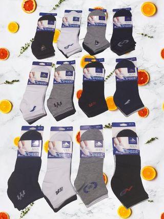 calcetines tobilleros hombre algodón talla única