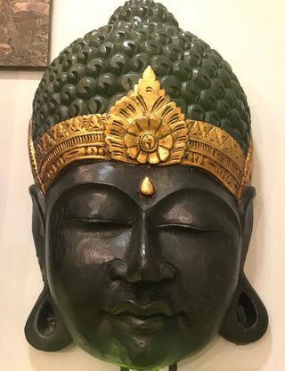 MÁSCARA BUDHA