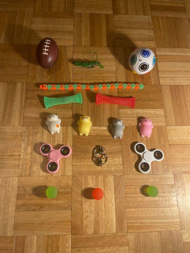 fidget toy pack