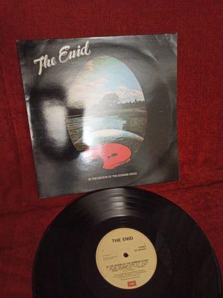 the Enid vinilo rock progresivo