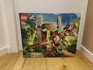 Lego 75936 Jurassic World Caos del T. Rex