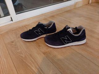 zapatillas New balance 574 talla 42