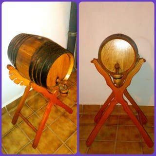 Tonel, barril, bota de vino