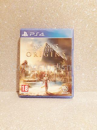 Juego Ps4 Assassins Creed Origins