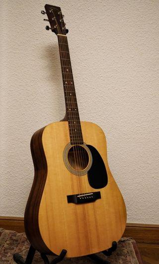 Guitarra Acústica Dreadnought (NUEVA)