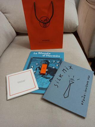 Pack de productos de Hermès Paris