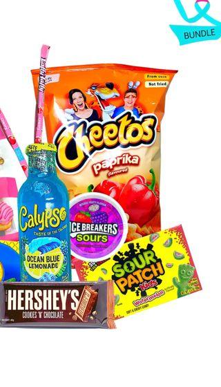 Movie Night Snack Bundle - Big Munch