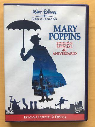 Mary Poppins 2 DVD