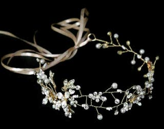 accesorio para el pelo (Bridal Tiara)