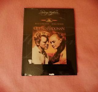 Película Los que no perdonan DVD Precintada