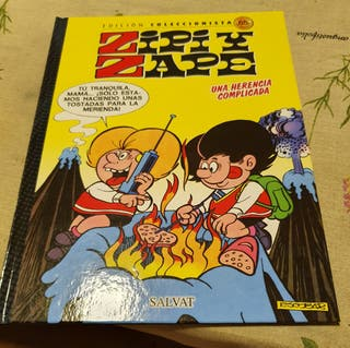 Edicion Colecionista Zipi y Zape