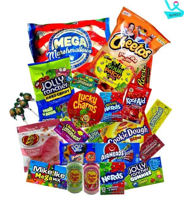 Taster Big Bundle - Over 30 Items Including Drinks
