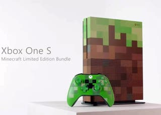 Xbox Edicion Minecraft