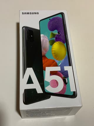 Samsung Galaxy A51 128gb Negro