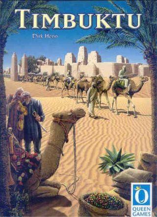 Juego de mesa Timbuktu