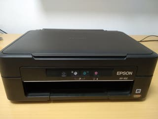 Impresora/ Escáner