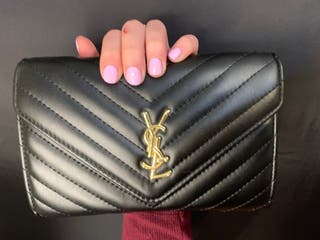 Bolso Clutch Yves Saint Laurent