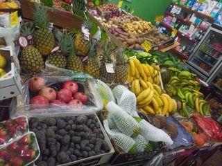 traspaso frutería y alimentación